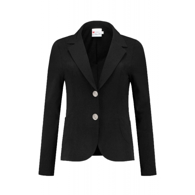 Helena Hart Chris Blazer Black