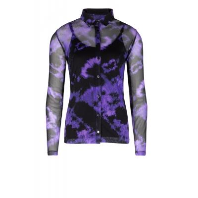 Juffrouw Jansen Blouse Purple