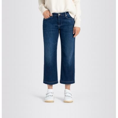 MAC Jeans Rich Culotte Mid Blue