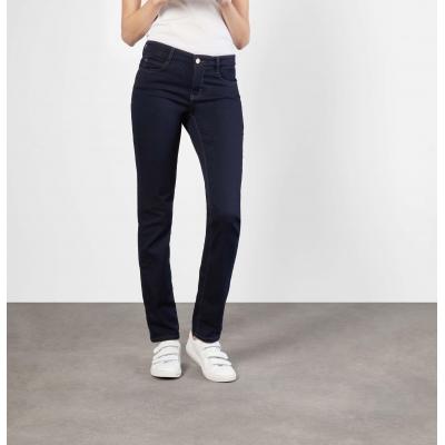 MAC Dream Jeans Straight Dark Wash Rinse