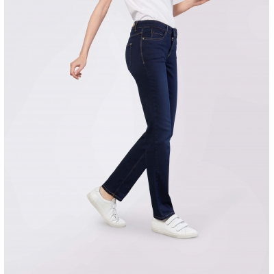 MAC Dream Jeans Straight Dark Washed