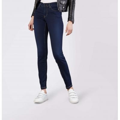 MAC Dream Jeans Skinny Dark Washed