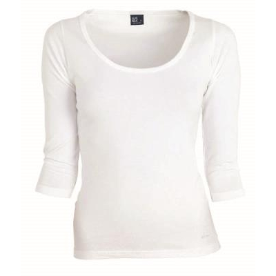 Alan Red Romy t-shirt 3/4 mouw