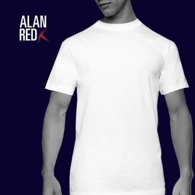 Alan Red Virginia t-shirt 2 pack