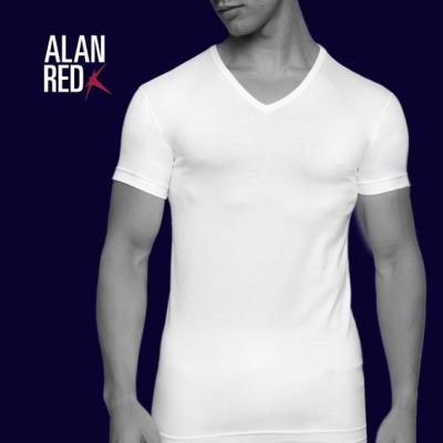 Alan Red Oklahoma t-shirt 2 pack