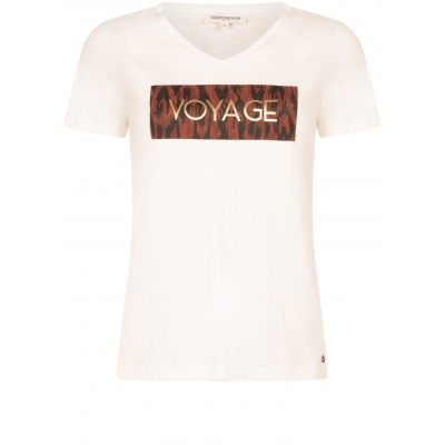 Tramontana T-Shirt Voyage Off White