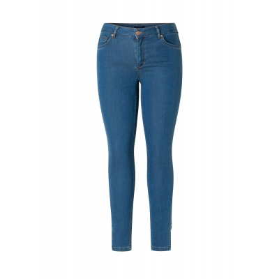 Yest Jeans Joy Mid Blue Denim