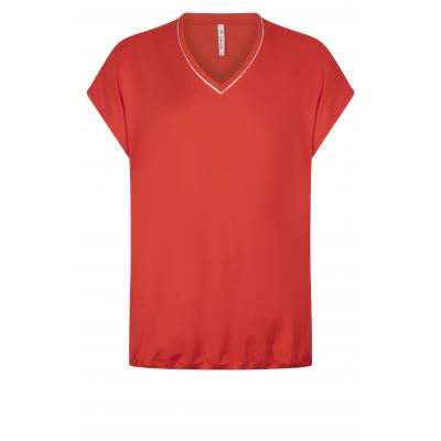 Zoso Top Nancy Summer Red