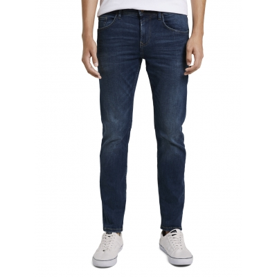 Tom Tailor Jeans Piers Slim Mid Stone Blue