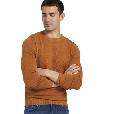 Tom Tailor Pullover Rusty Orange