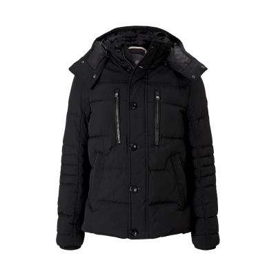 Tom Tailor Puffer Jacket Black