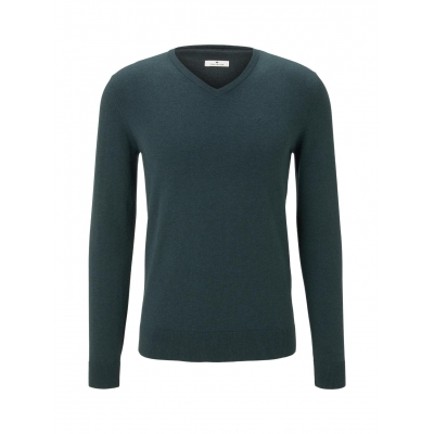 Tom Tailor Sweater Sapphire Green