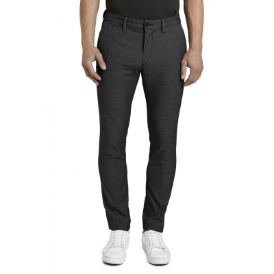Tom Tailor Chino Travis Black White