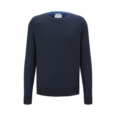 Tom Tailor Pullover Electric Blue
