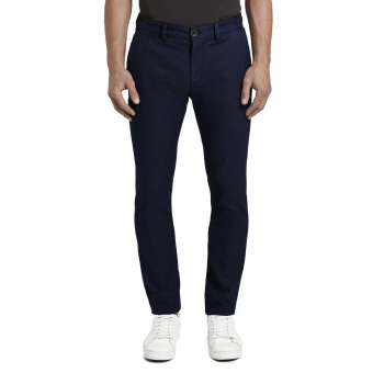 Tom Tailor Chino Travis Two Tone Blue